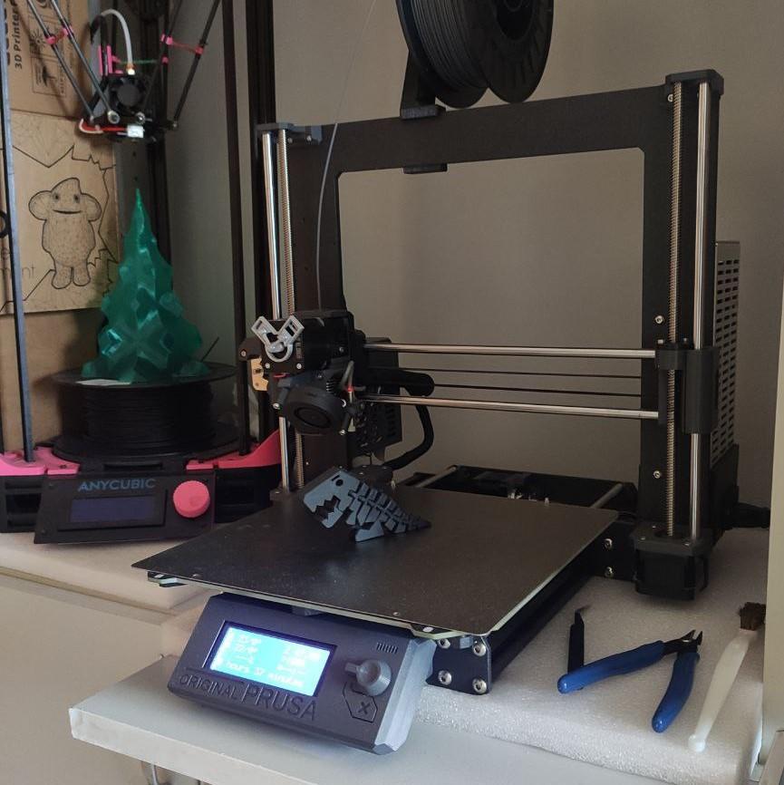3D Printing in VET (Pt)